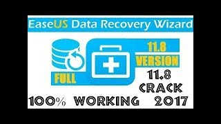 Easeus-Data-Recovery-11-8-Cracked-2018-100%-Working ''Ramis Sheikh''