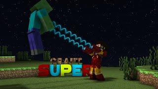 FLASH OLMADIM! - Super Craft - Bölüm 1 (Modlu Minecraft)