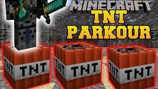 Minecraft: TNT PARKOUR INSANITY (DON