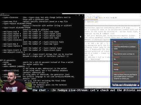 [Streamed] Part 1 Let's Check Out The Bitcoin Source Code
