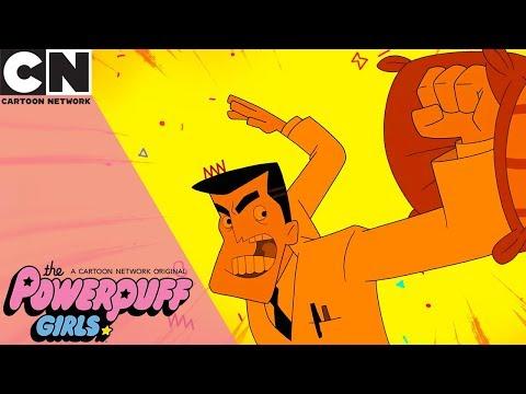 The Powerpuff Girls   Professor Pillow Fighter   Cartoon Network