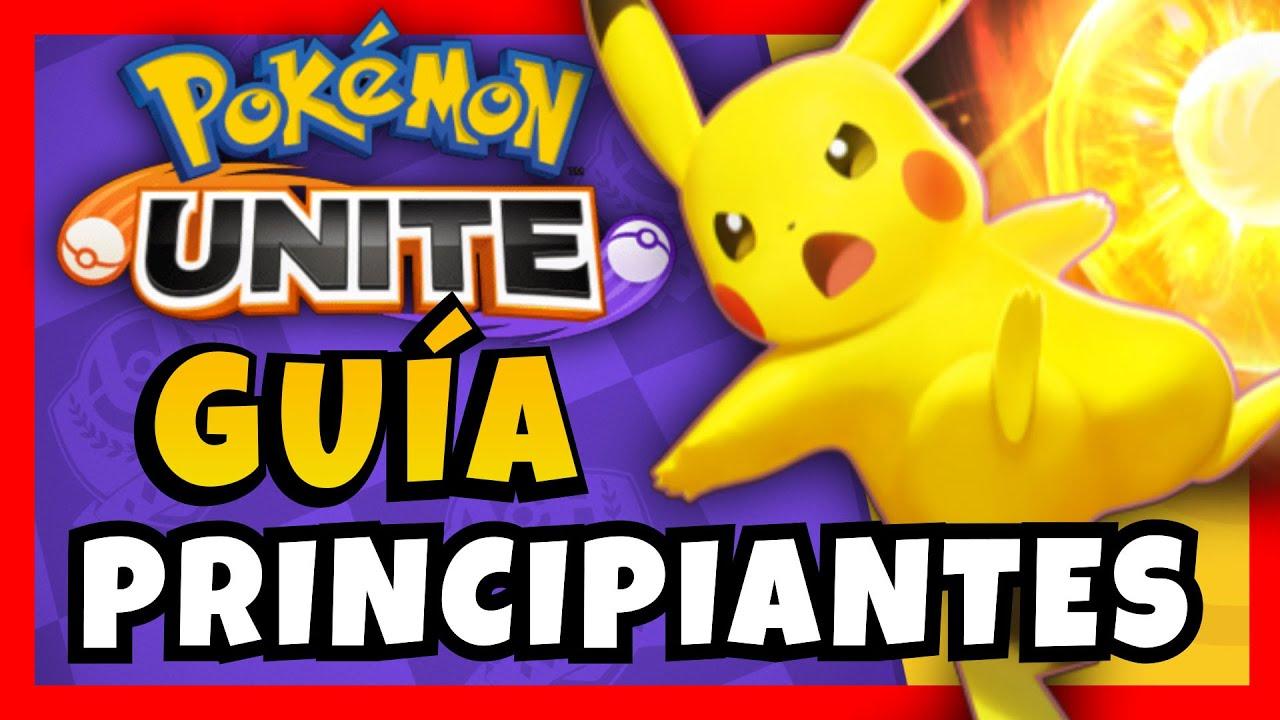 GUÍA POKÉMON UNITE 😎 CÓMO JUGAR BIEN Y GANAR PARTIDAS FÁCIL (NO SEAS NOOB) 👍 Nintendo Switch