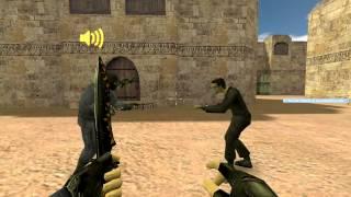 Counter Strike 1.6 { Kız CS Oynarsa Komedi }