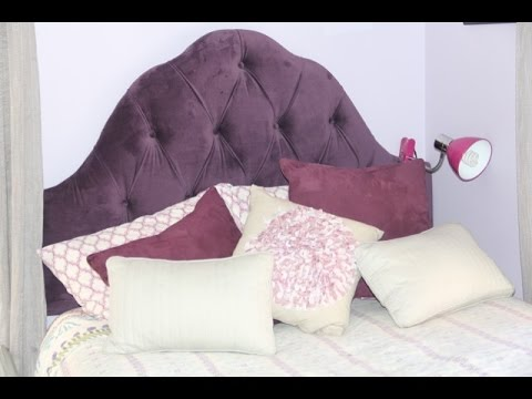 How To Mount A Headboard On Wall 4 Steps