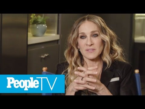 Sarah Jessica Parker Talks 'Sex And The City' And Carrie Bradshaw's Signature Cocktail | PeopleTV