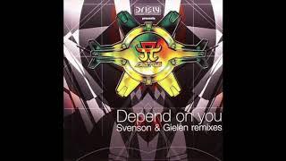 Gambar cover Ayu - Depend On You (Svenson & Gielen Club Mix) (2004)