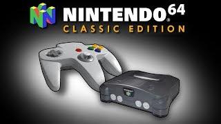 N64 Classic Edition - Tнe World's Smallest Nintendo 64 (DIY!)
