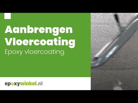 Vloercoating Aanbrengen | Epoxywinkel.nl