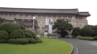 2016 Japan Trip - Tokyo National Museum