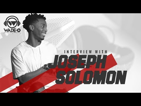 Legacy Conference | Joseph Solomon on ChaseGodTV,  Spoken Word, and Signing to Native North