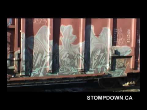SDK #313 GRAFFITI Wu Tang Clan  7th Chamber Part II graffiti graff