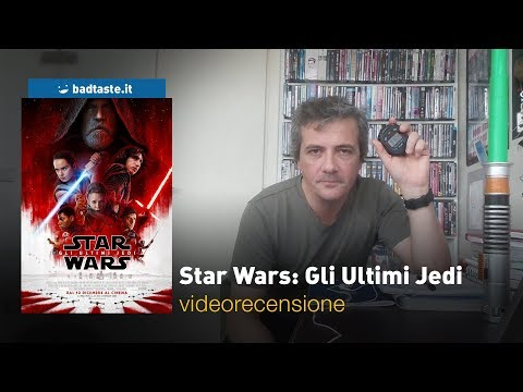 Download Youtube: Star Wars: Gli Ultimi Jedi, di Rian Johnson | RECENSIONE