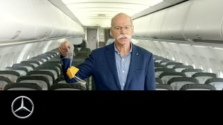 Fasten your seatbelt! Security advice from Dieter Zetsche – Mercedes Benz original