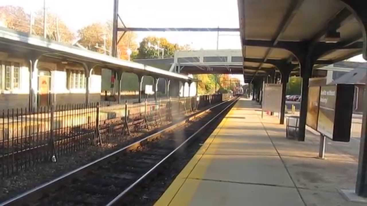 septa regional rail line rush hour action at jenkintown run in with police youtube. Black Bedroom Furniture Sets. Home Design Ideas