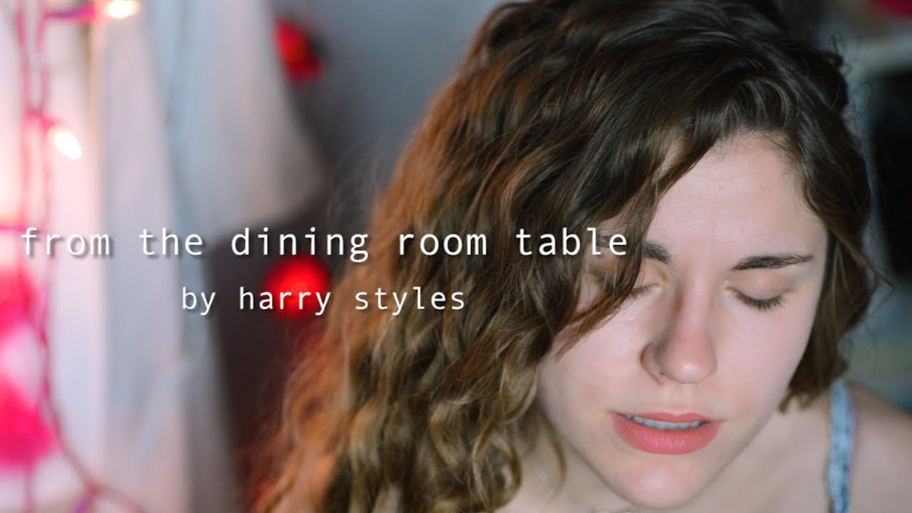 From the dining room table ukulele cover harry styles for Dining table harry styles