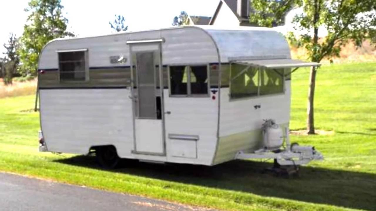 Aladdin Travel Trailer For Sale
