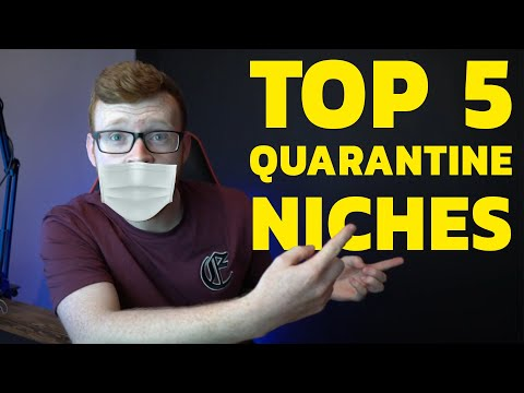 5 HOT SHOPIFY NICHES FOR QUARANTINE! | BEST SHOPIFY NICHES 2020 thumbnail