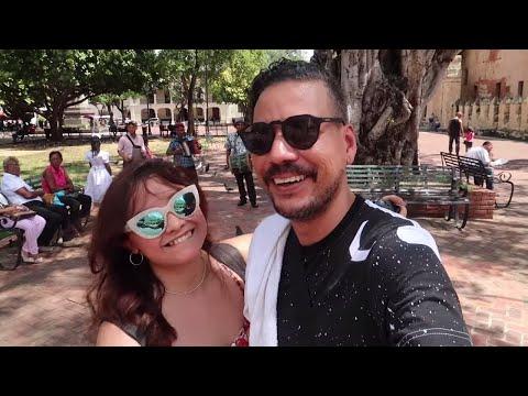 Zona colonial de Santo Domingo 2017 | Reunión con suscriptores! | Julio Lora #RDVLOG2017