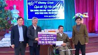 BIDV trao quà cho gia đình chính sách tại Bắc Ninh