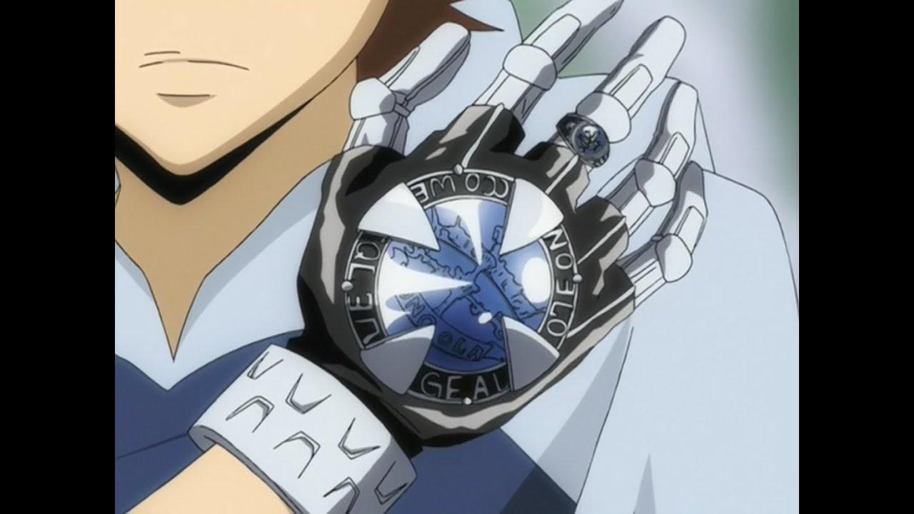 X Gloves Ver Vongola Ring Katekyo Hitman Reborn Ep 87