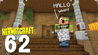 HermitCraft 7: 62 | I GOT SPOOKED!