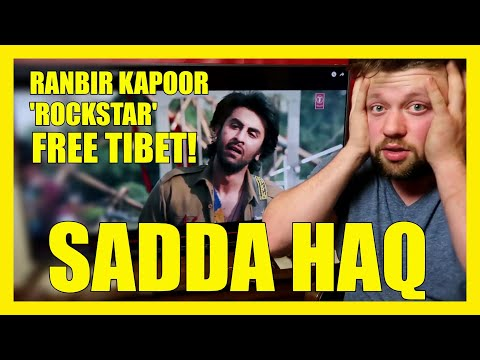 SADDA HAQ 'ROCKSTAR' Song Reaction!!! RANBIR KAPOOR