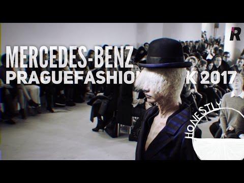 Mercedes-Benz Prague Fashion Week 2017 // Honestly