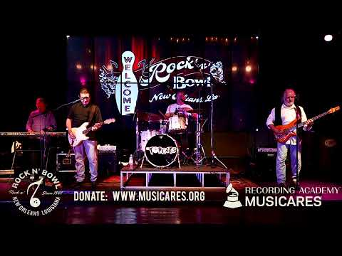 The Topcats LIVE @ Rock'n'Bowl