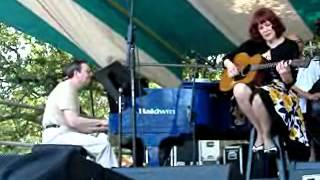 "Banu Gibson and New Orleans Hot Jazz - ""Lady Be Good"" - French Quarter Fest, 4/13/12"