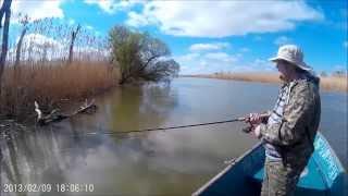 УХХХ! Очень крутая рыбалка. Астрахань, дельта волги, май 2015(Когда рыбалка удалась:) Ловля жереха, воблы и красноперки в Астрахани, май 2015., 2015-05-25T04:33:49.000Z)