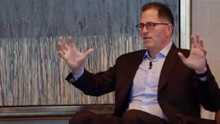 Fireside Chat with Michael Dell, 2018 Presidio CIO Summit