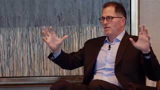 Fireside Chat with Michael Dell, 2018 Presidio CIO Summit