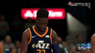 I deleted the game lol || NBA 2K20 My CAREER RAGE [PS4]