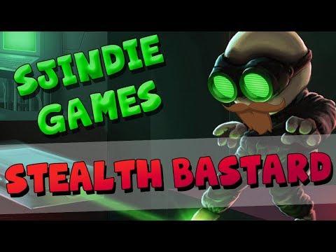 Sjindie Games – Stealth Bastard