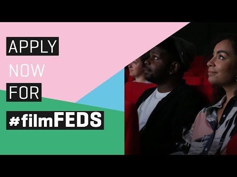 Get your first job in film #filmFEDS