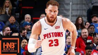 Detroit Pistons vs Orlando Magic Full Game Highlights   01/16/2019 NBA Season