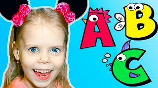 ABC Alphabet Phonics Song Nursery Rhymes for Kids #5