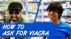 How to ask for Viagra - Being Nuts | Being Indian