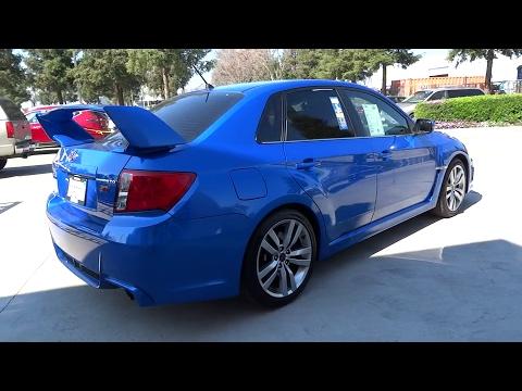 Lithia Hyundai Fresno >> 2014 SUBARU IMPREZA SEDAN WRX Fresno, Bakersfield, Modesto ...