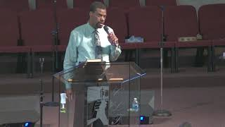 Pressing Into His Presence by Pastor Harold Wimberly