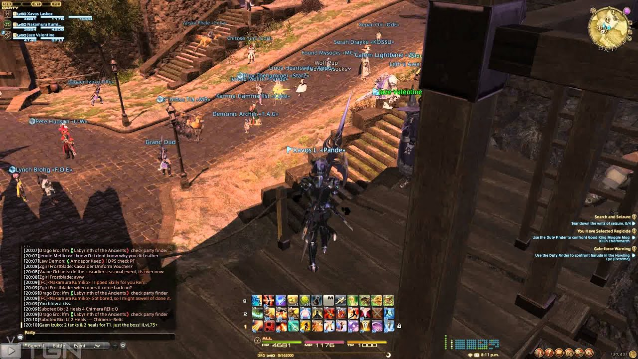 how to become a dragoon xiv