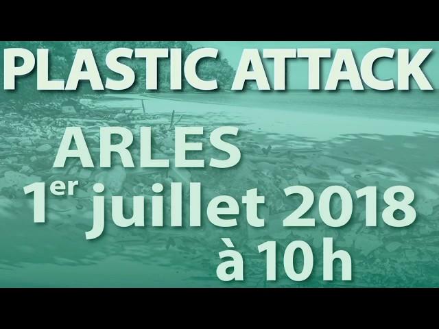 Plastic Attack - Le 1er juillet 2018 à 10h