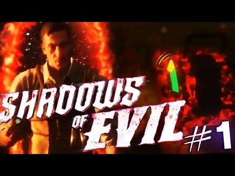 """SHADOWS OF EVIL"" EASTER EGG #1 