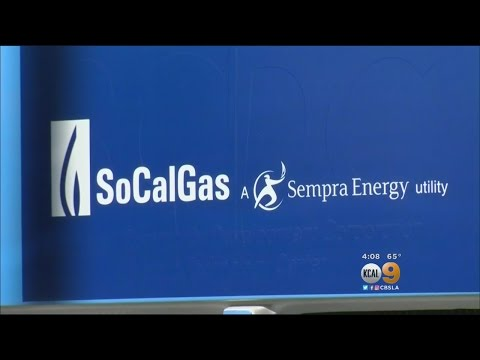 SoCal Gas Urges Customers To Reduce Natural Gas Use