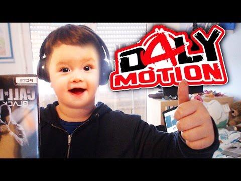 Mini D4Lymotion A COMMENCER COD A 7ANS !!