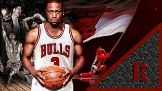 "Dwyane wade | welcome back home to chicago |ᴴᴰ ""roots"" 2016"