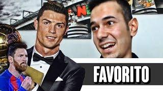 Cristiano Ronaldo Favorito Per Il Pallone D'oro!
