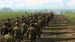 Men of War: Condemned Heroes Teaser Trailer