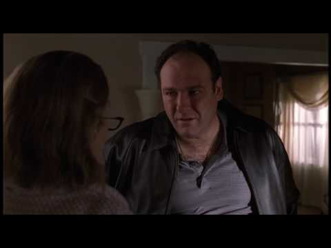 The Sopranos Episode 25 Tony Soprano Confronts His Mother Livia Soprano