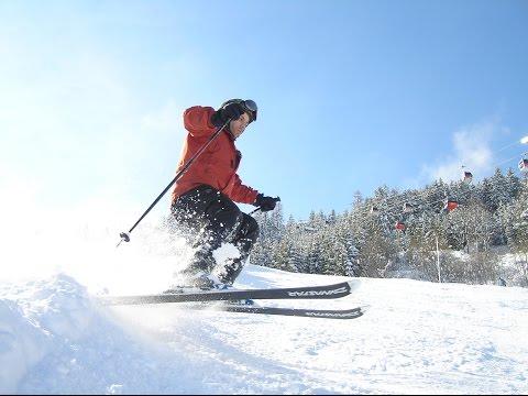 Лучшие горные лыжи в Австрии. Самостоятельное путешествие (1-я серия)